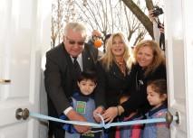02-07-2015- De Lucia inaugura Jardín en Capitán Sarmiento
